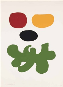 artwork by adolph gottlieb