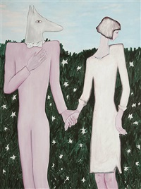 anubis marries (another time, another place) by vivienne shark lewitt