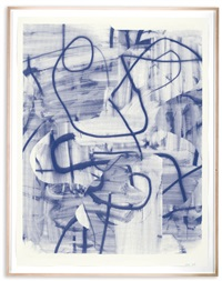 untitled (d387) by christopher wool