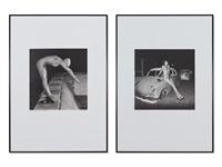 halle/saale (+ halle-diemitz, 1991; 2 works) by olaf martens