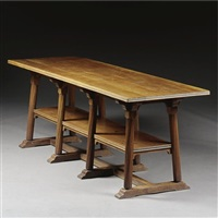 table (after philip webb) by george washington jack