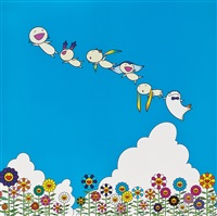 planet 66 : summer vacation by takashi murakami