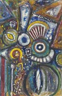 universe by richard pousette-dart