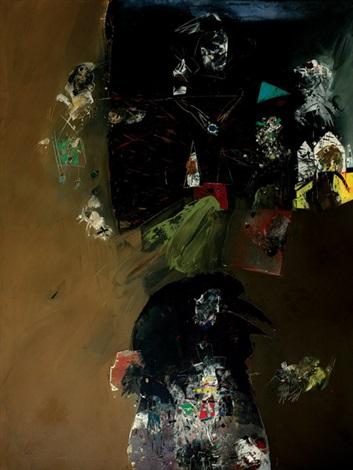 figurative composition by habib aydogdu