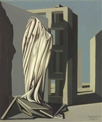 the seven sleepers by kay sage