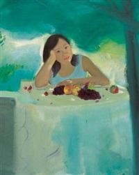 夏日 by zhang jian