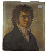 portrait d'homme by jean baptiste joseph wicar