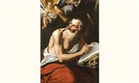 saint jérôme by hendrick van somer