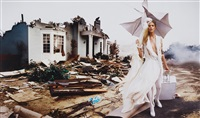 when the world is through from the house at the end of the world by david lachapelle