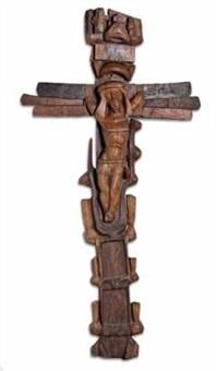 the crucifixion by jackson mbhazima hlungwane
