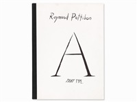 plots on loan (portfolio of 70) by raymond pettibon