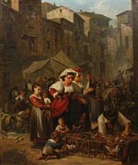 market day by francisco-javier amerigo y aparici