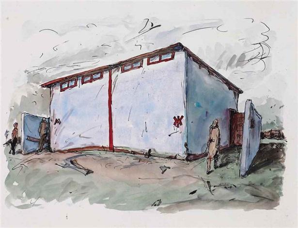Die Toilette The Toilet par Ilya Kabakov sur artnet