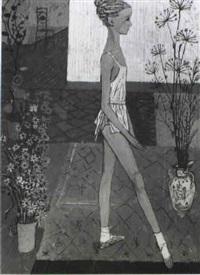 the ballerina by john scorror o'connor