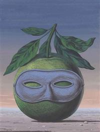 souvenir de voyage by rené magritte