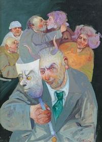 figure by roberto fontirossi