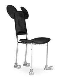 Garriris Chair Stol, 1987. Javier Mariscal. Garriris Chair Stol ...