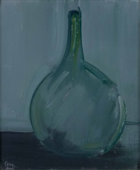 nature morte a la carafe by fermin aguayo