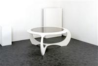 grande tavolo rotondo by fabio novembre