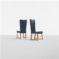 chairs (pair) by axel einar hjorth