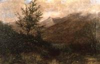 mountain stream by julian howard ashton
