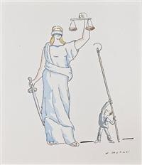 legal mischief (design) by r.o. blechman