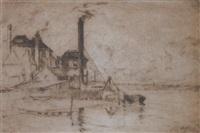 smoke & water by henri van raalte