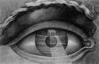 l'oeil réfléchissant le théâtre de besançon, pl.113 by claude-nicolas ledoux