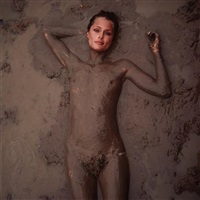 lauren hutton, oxford, mississippi by annie leibovitz