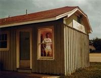 calvin washington, c & e motel, room no.24, waco, texas, where an informant claimed to have heard washington confess by taryn simon