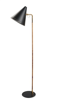 floor lamp by paavo tynell