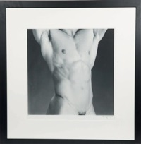 torse by robert mapplethorpe