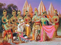 kisah rama dan sinta (the legend of rama and shinta) by pardoli fadli