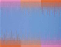 soft blue ii by richard anuszkiewicz