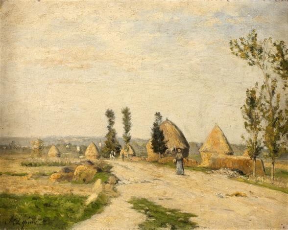 route de gennevillers by stanislas lépine
