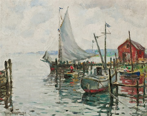 mid summer day by guy carleton wiggins