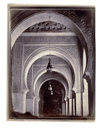 algérie, tlemcen (3 works) by joseph pedra