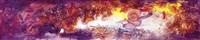 purple snail (from myth series #17) by yang jiayong