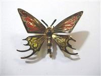 broche papillon by bernard buffet