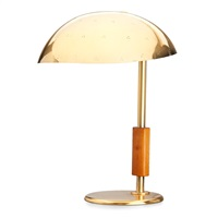 table lamp by paavo tynell