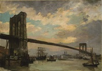 le pont de brooklyn by emile renouf
