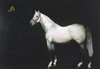 horse by carlos anesi