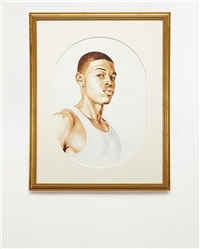charles i (study) by kehinde wiley