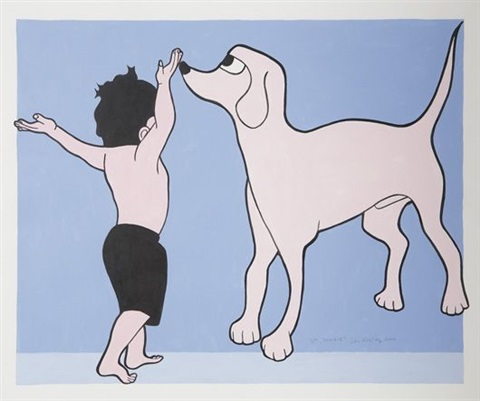up doggie by john wesley