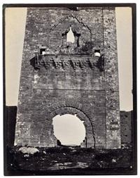 algérie, tlemcen (4 works) by joseph pedra