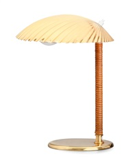 desk lamp by paavo tynell