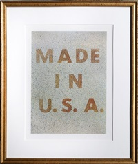 america: her best product by ed ruscha