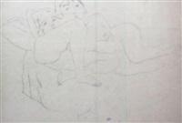femmes nues by jules pascin