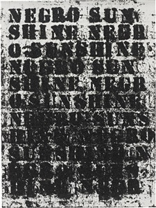 artwork by glenn ligon