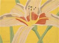 day lily 2 by alex katz